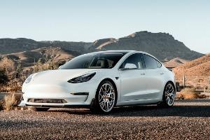 Tesla - Elektrofahrzeug