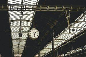 Bahnhofsuhr - Flexibilitaet