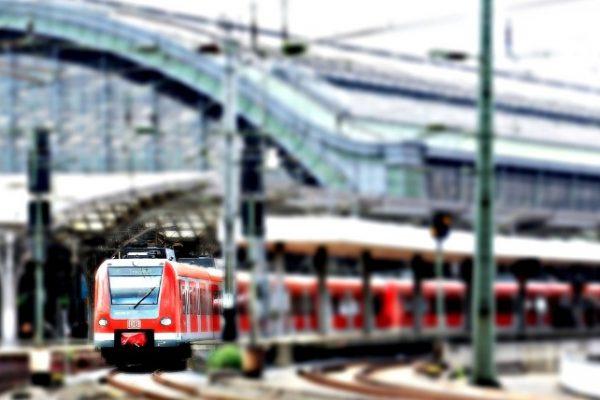 Sparen mit dem Zug